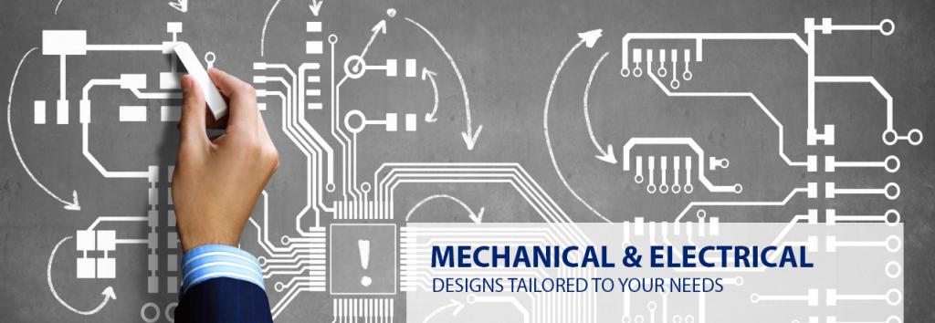 electrical and mechanical designs