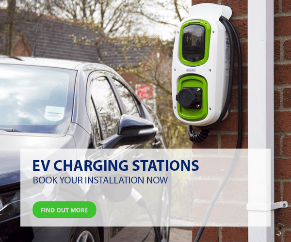 EV Charging Stations in Staffordshire from Orbis