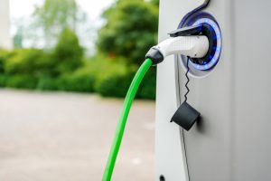 ev charging stations in staffordshire
