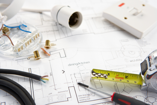 electrical installations in Stafford domestic